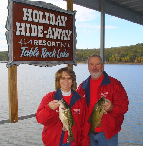 Greetings From Carl And Sue Sieveking Owners Of Holiday Hideaway Resort Our Table Rock Lake Is A Lakefront Located In The Ozarks